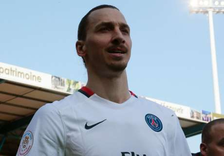 Ibrahimovic expects to leave PSG