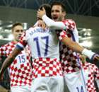 Croatia coast to Northern Ireland win