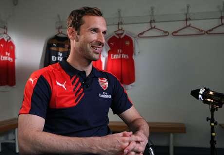 Ce que Petr Cech va apporter à Arsenal
