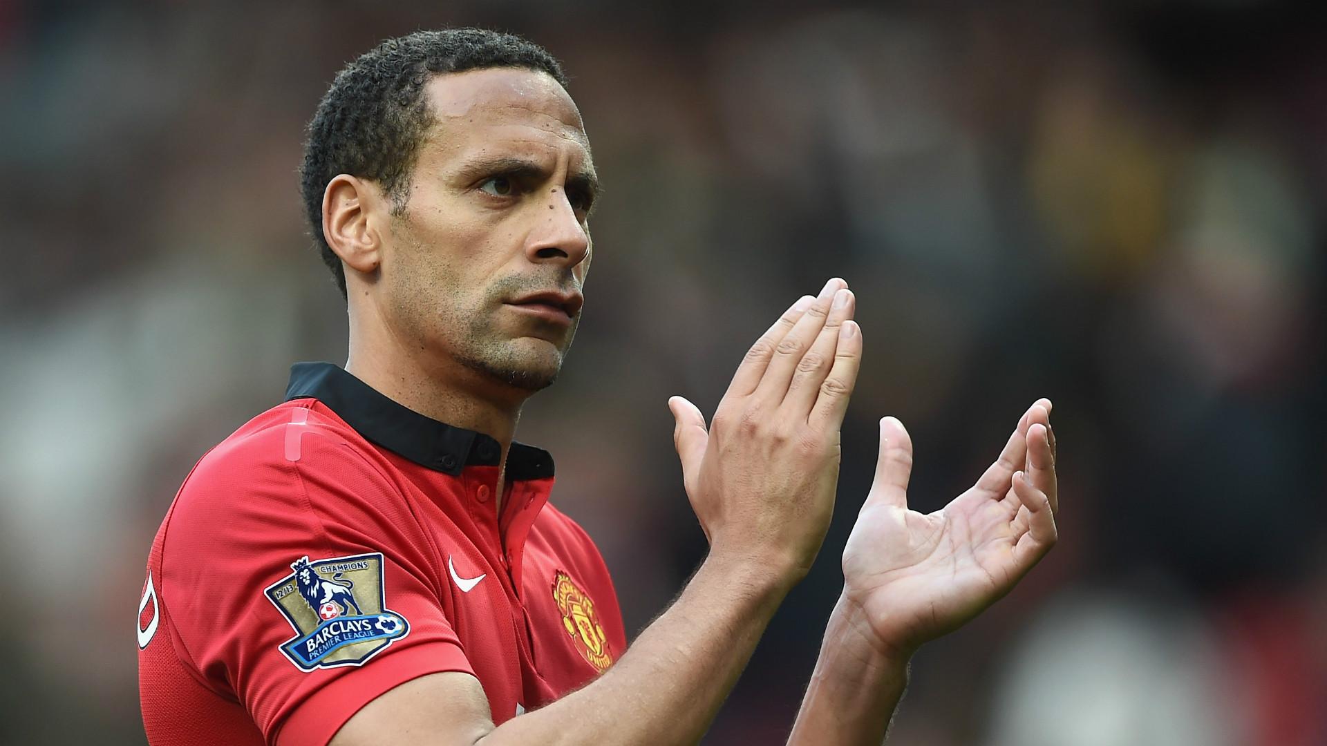 Carragher's Man Utd XI Rio Ferdinand