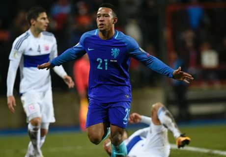 WATCH: Depay's stunning free-kick