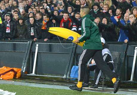 Feyenoord: Gervinho banana not racist