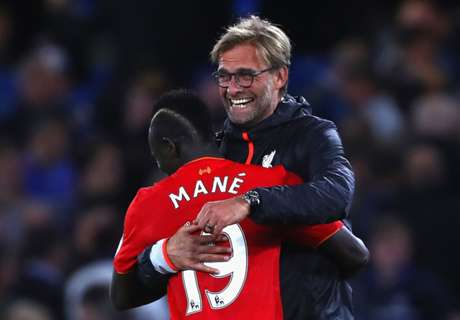 Mane: Klopp wanted me at Dortmund