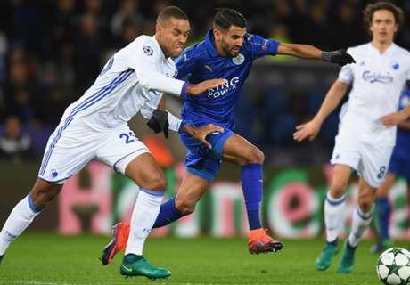 UCL: Copenhague 0-0 Leicester