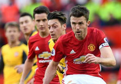 Man Utd not the same without Carrick
