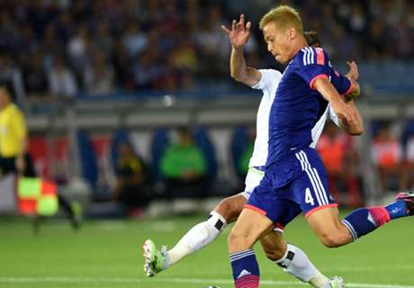 Match Report: Japan 4-0 Iraq