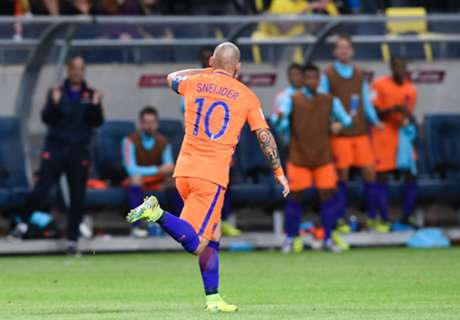 Sneijder earns Netherlands draw