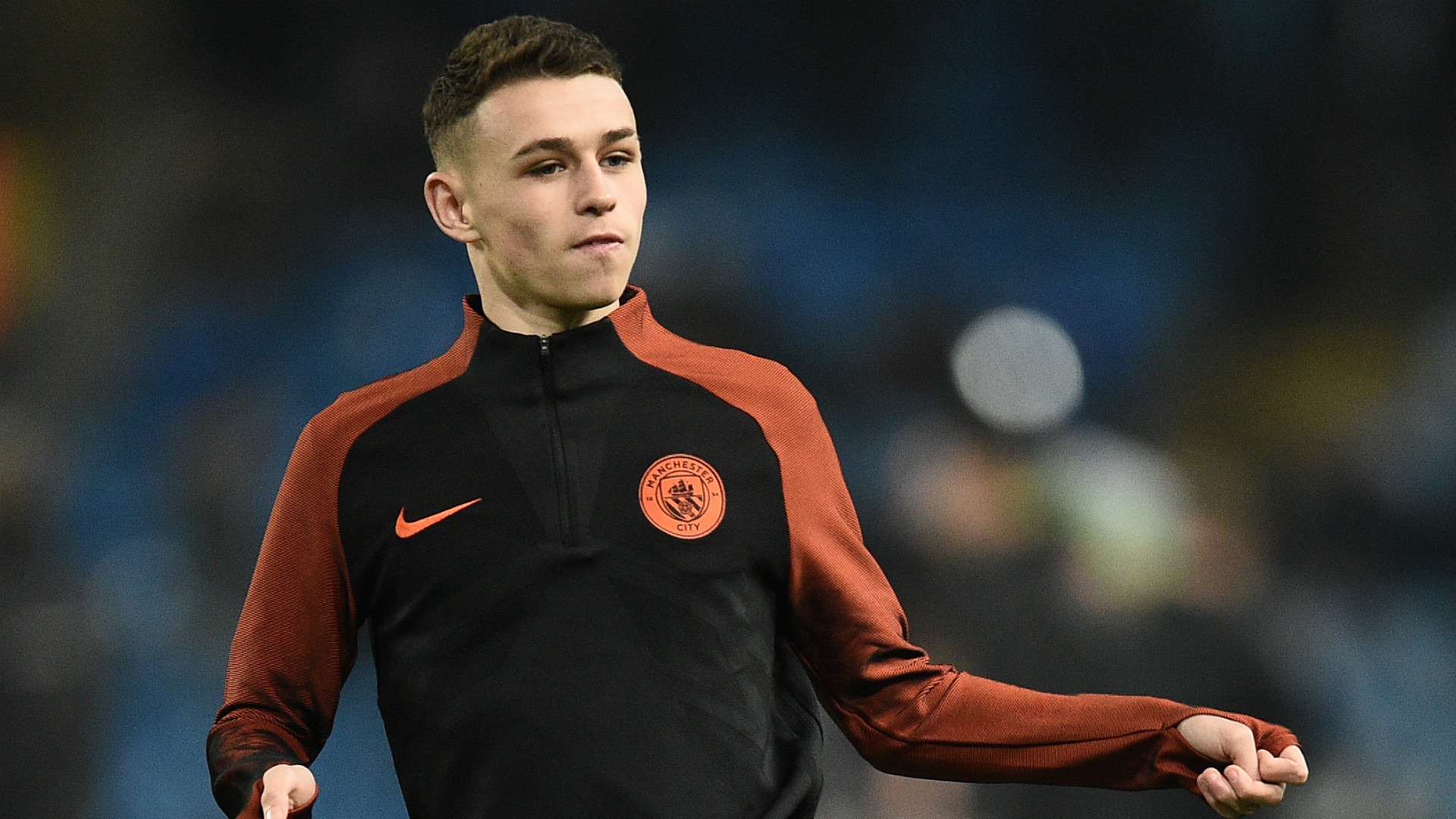 HD Phil Foden