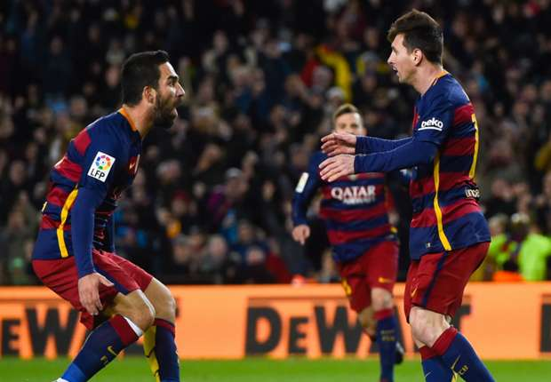 Arda Turan: Messi is a miracle from God
