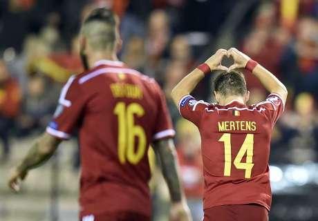 Elimin. Euro: Bélgica 6 x 0 Andorra