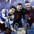 Suarez Messi Neymar GFX