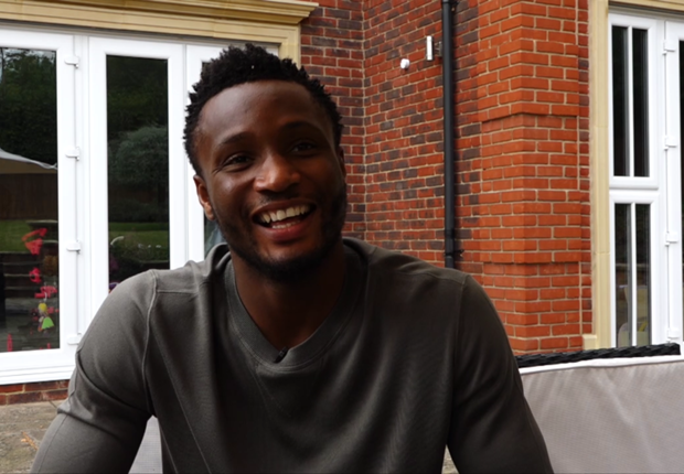 I'm NOT the sleepy one - Mikel responds to Terry's banter