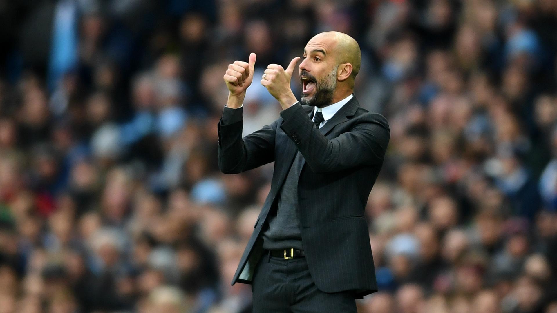 Guardiola tells Man City hierarchy: Make the Etihad noisier!