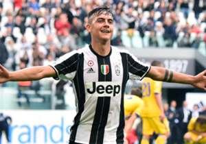 El crack cordobés es, junto a Higuaín, la carta de gol de Juventus. Además, en esta temporada, también alterna en la Selección argentina. A continuación, todos sus goles...