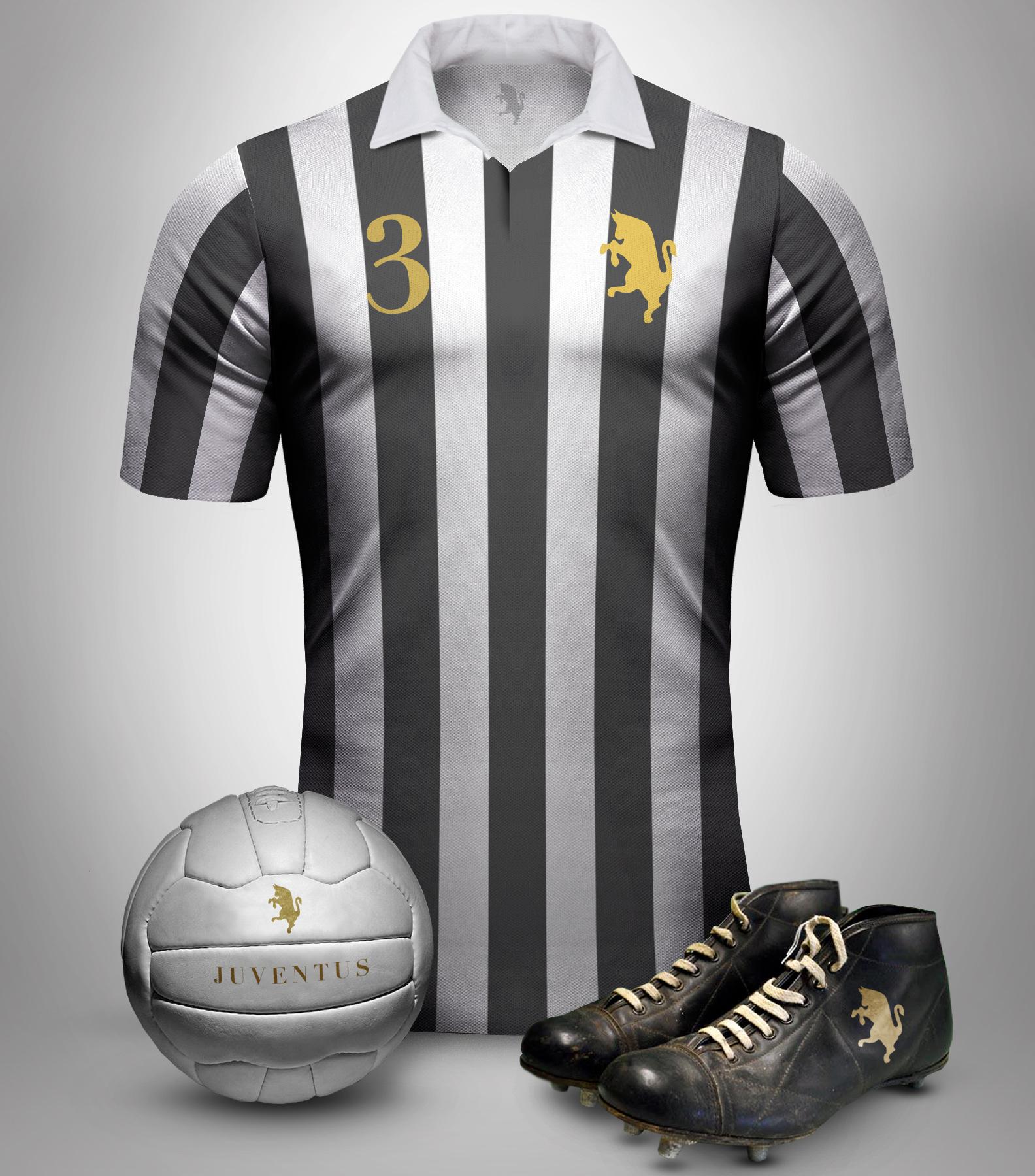 Juventus Vintage Kits