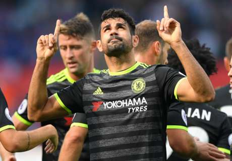 Liga giants eye Costa summer move