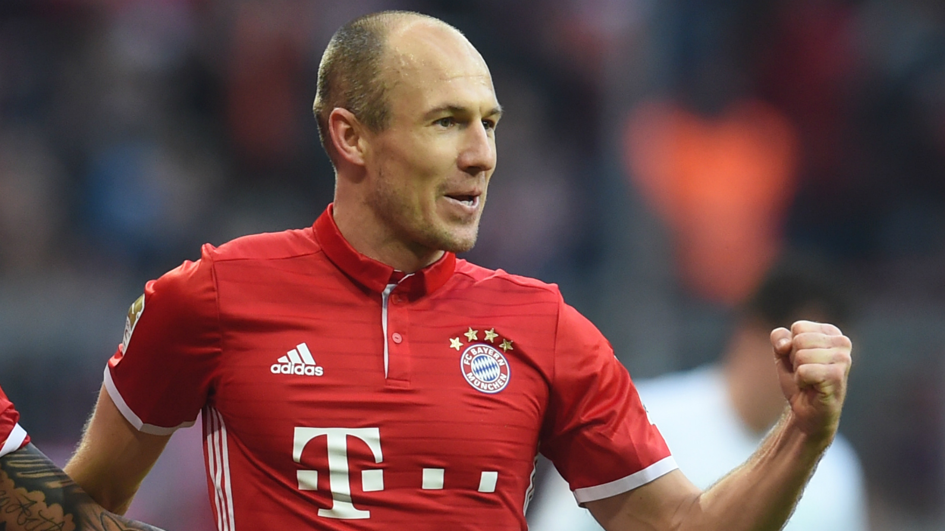 Arjen Robben not worried about lack of contract talks