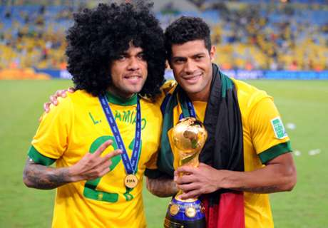 Brazil players returning to Salvador