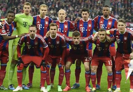 Quem será a nova estrela do Bayern?