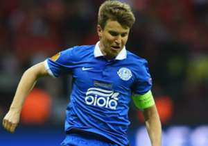 RUSLAN ROTAN (Dnipro) | Dnipro's little midfield general was a brilliant all-rounder, winning more tackles than any other player but also ranking fourth in chances created. Curled home a superb free kick in the final.