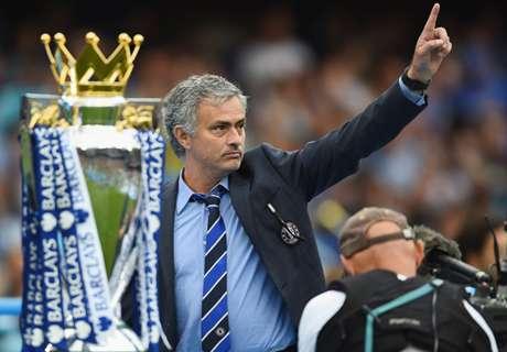 Mourinho descarta volver a España