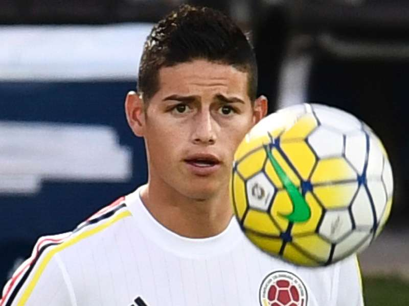 James Rodriguez sent shocking death threat on Twitter