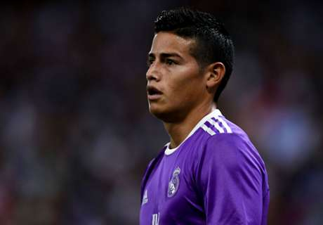 RUMOURS: Inter move for James