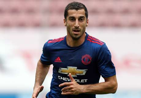 Mkhitaryan: I won't play every game