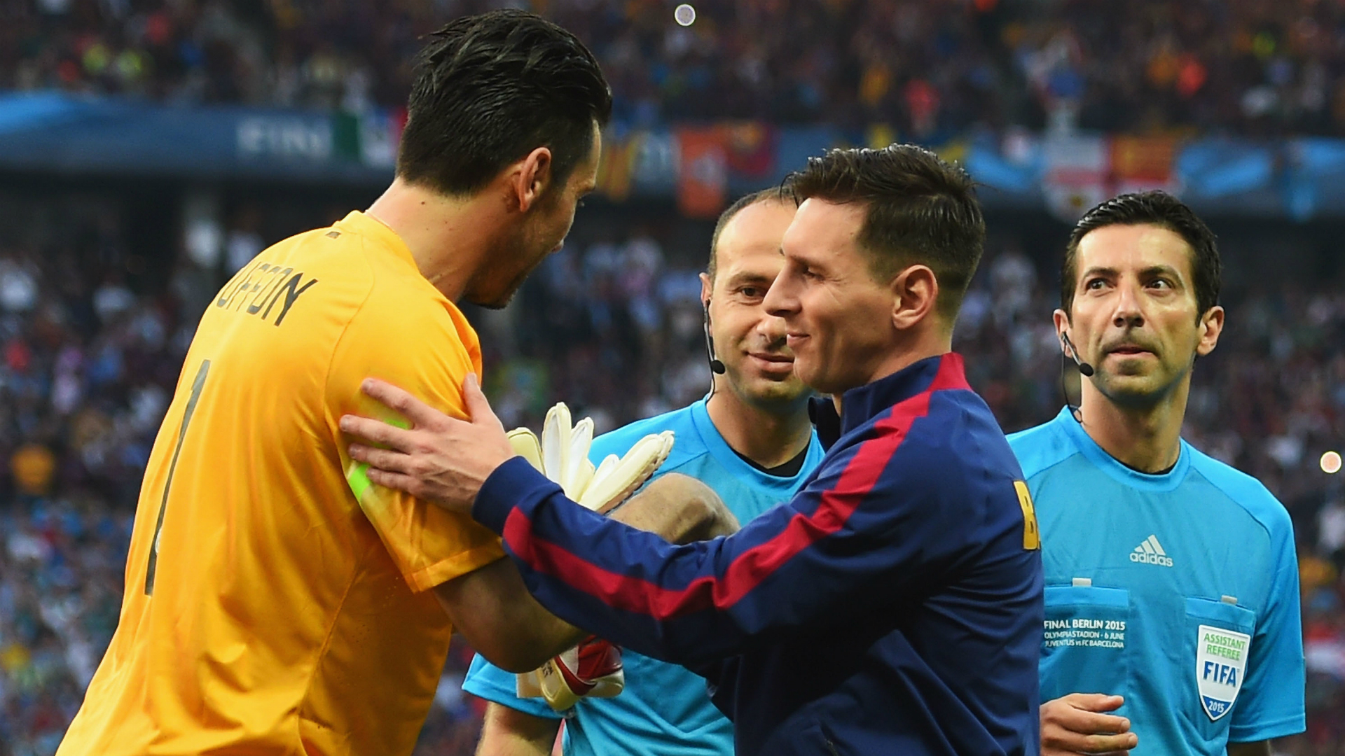 Ligue des Champions-quarts : Deux gros chocs dont un Juventus-FC Barcelone