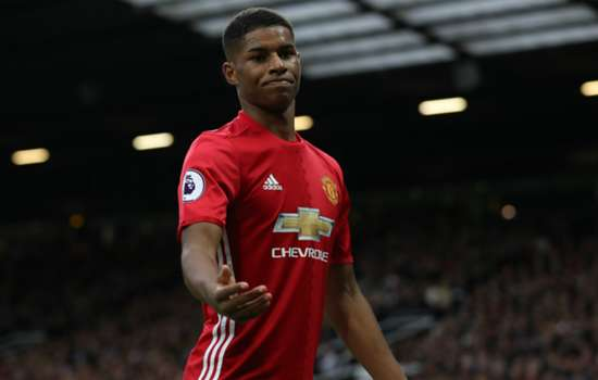 Rashford shares awesome note of how he dreamed of playing for Man Utd at 11