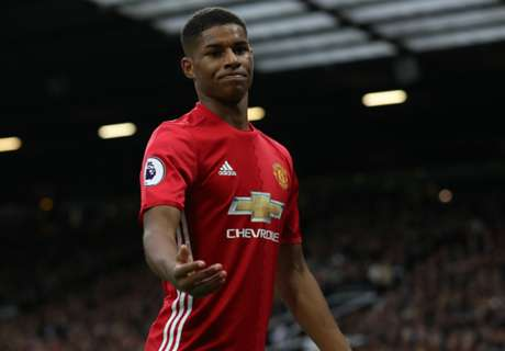 Rashford reveals Man Utd role models