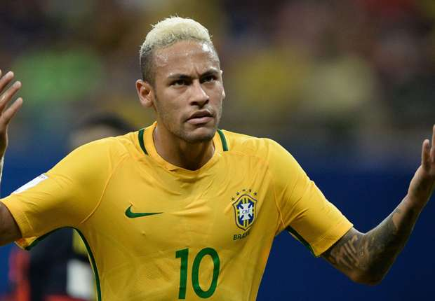 Brazil 2-1 Colombia: Neymar on target to give Selecao hard-earned victory