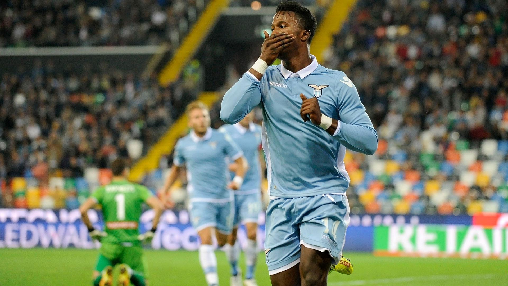 Balde Diao Keita Lazio Udinese Serie A
