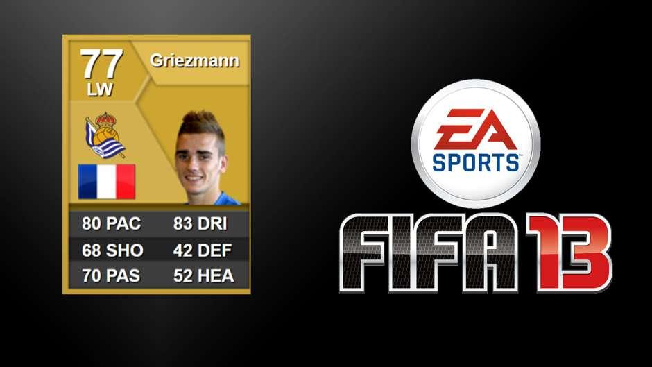 FIFA 13 Griezmann