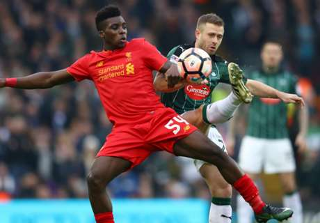 Plymouth earn replay against Liverpool