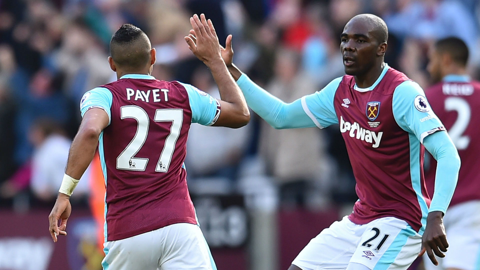 West Ham boss Slaven Bilic likens Dimitri Payet to Lionel Messi