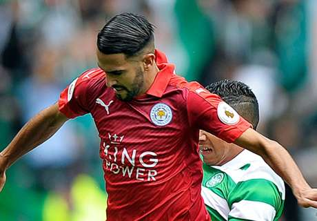 Ranieri: Mahrez very happy at Leicester