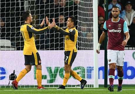 Premier League: Gunners siegen sicher