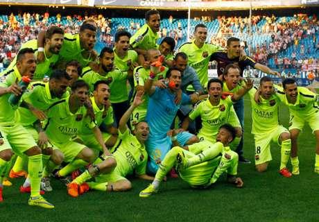 DAFTAR JUARA Liga Spanyol (1929-2015)