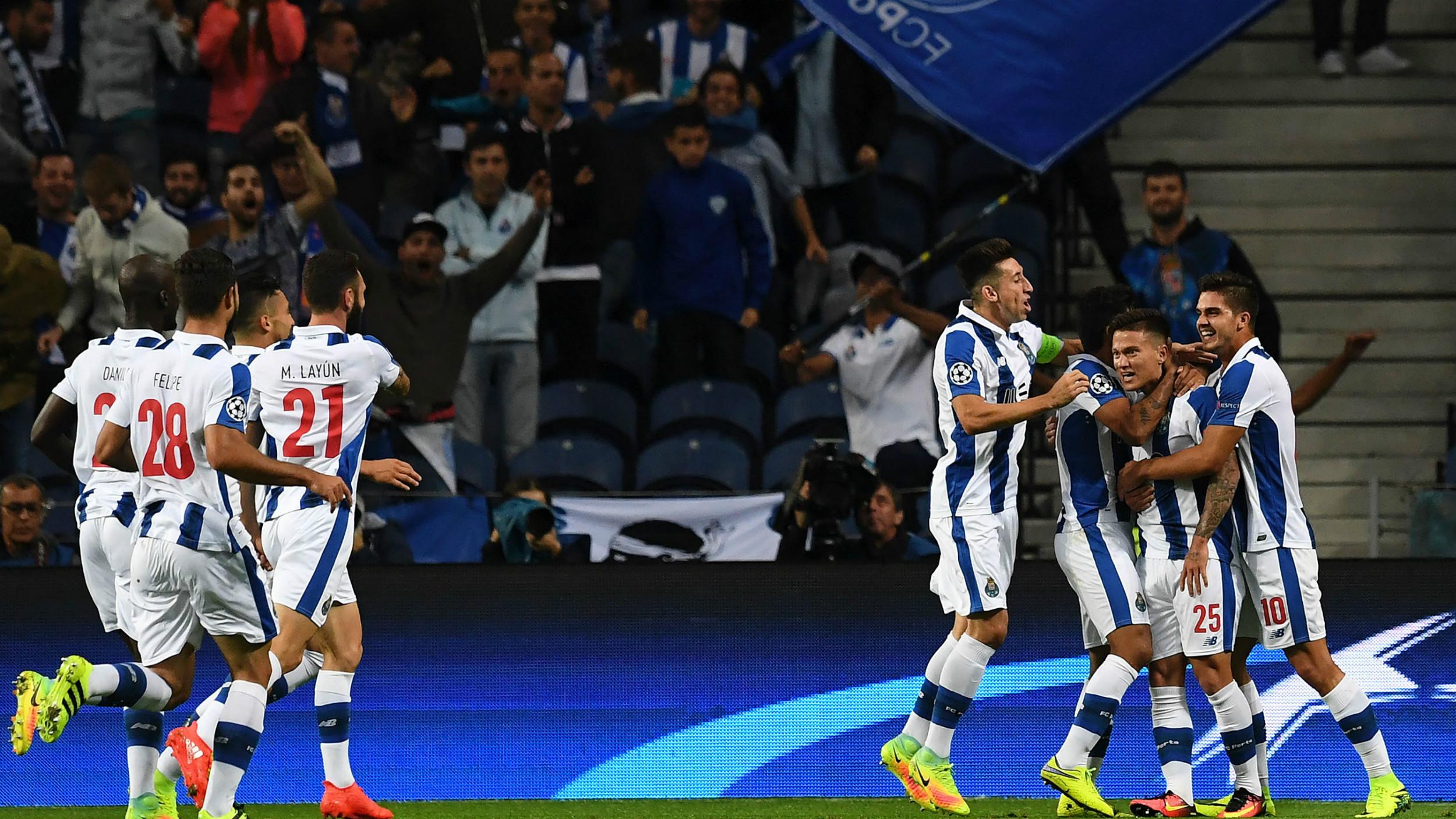 Otavio Porto Copenhagen Champions League 14092016