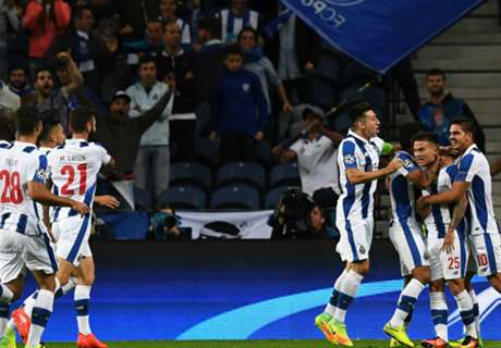 Cornelius strike denies Porto