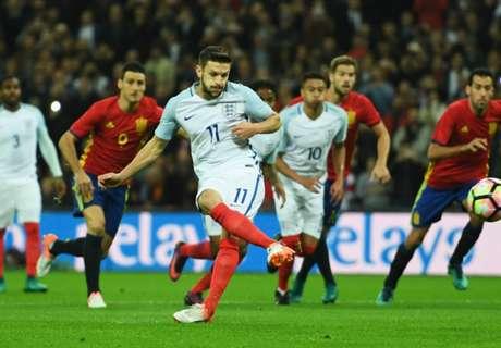 Duel duurt te lang voor Engeland