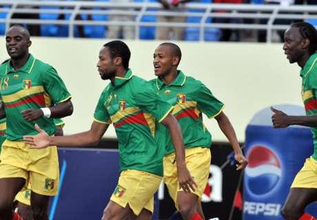 Soudan-Mali 0-3, résumé de match
