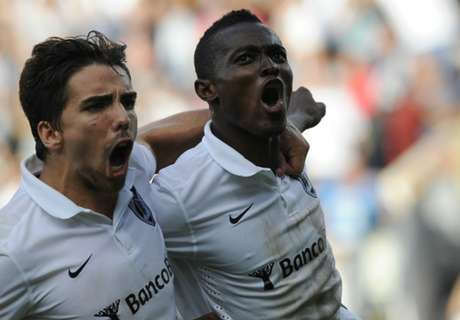 Mensah hits debut Ghana goal