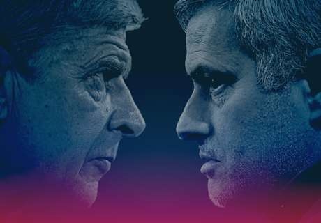 Quiz: Who said it? Mourinho or Wenger