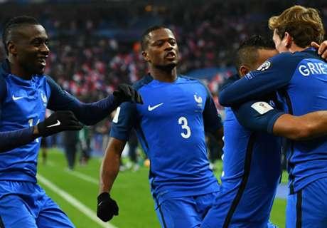 Amistoso: França 0 x 0 Costa do Marfim