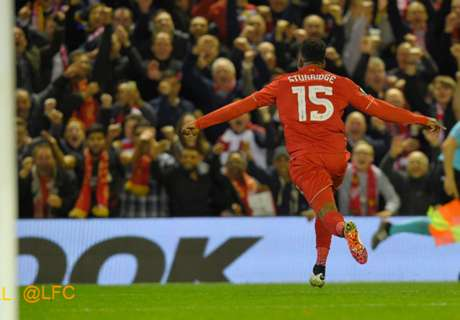 RATINGS: Firmino the star for Liverpool