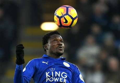 Amartey up for Wednesday cup action
