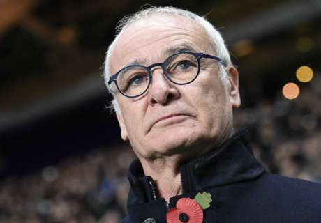 Ranieri: We won't miss Drinkwater
