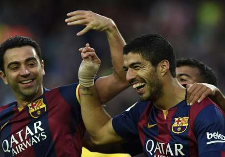 Suarez ruled out of Depor clash